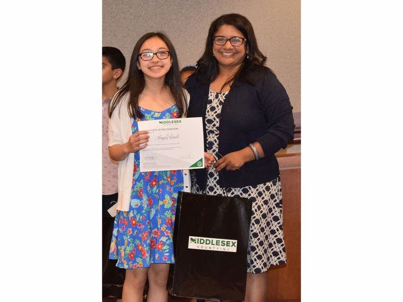 How To Write A Essay For High School St Augustine Of Canterbury Student Wins First Place In Middlesex County Environmental  Essay Contest Example Of An Essay Proposal also Advanced English Essay St Augustine Of Canterbury Student Wins First Place In Middlesex  Fifth Business Essays