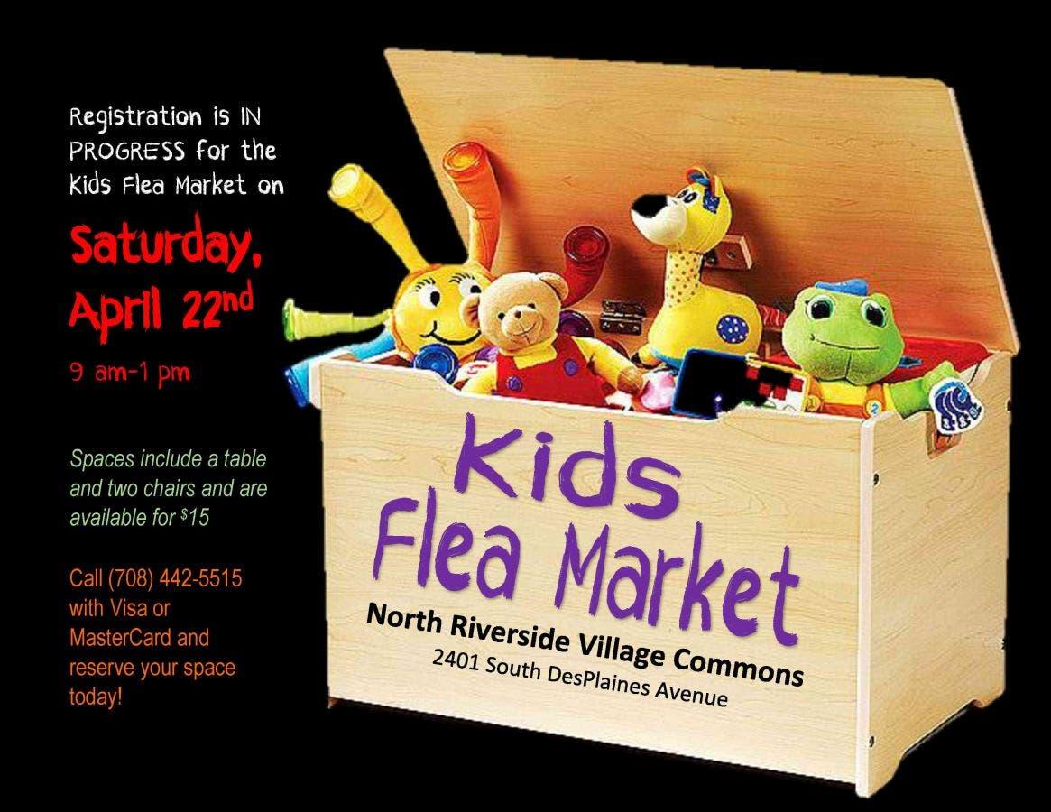 cbfad7d64 Kids Indoor Flea Market Spaces on Sale NOW! | Forest Park, IL Patch