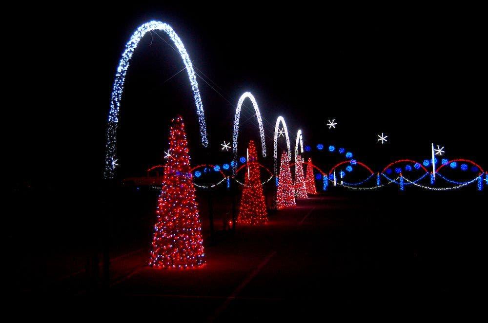 Butler Christmas Lights 2020 Shadrack's Christmas Wonderland Comes Back to Big Butler