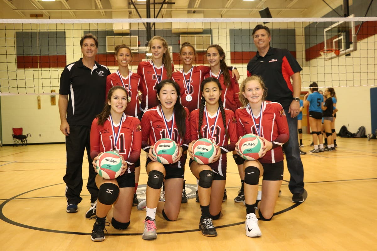 Vyi Middle School Volleyball Wins County Championship Vienna Va Patch