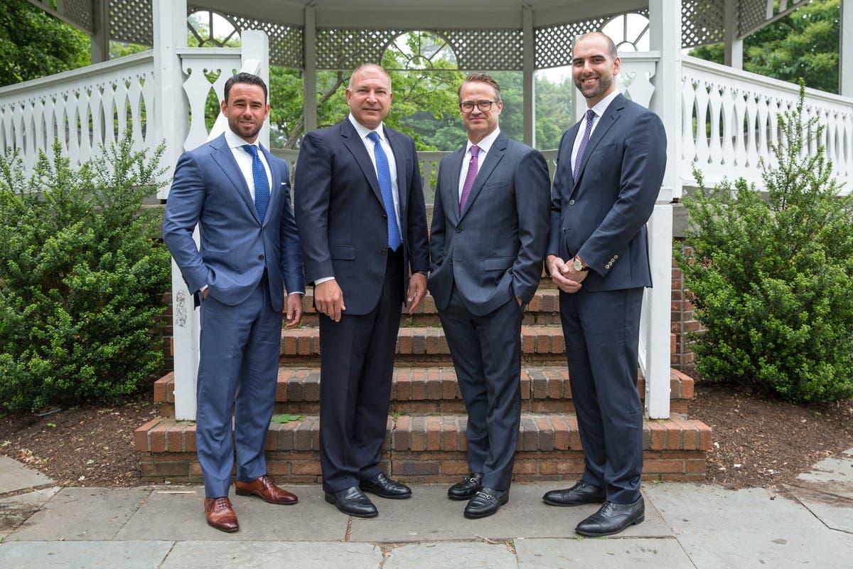 patch.com - Four Fairfield Financial Advisors Named Top Retirement Advisors
