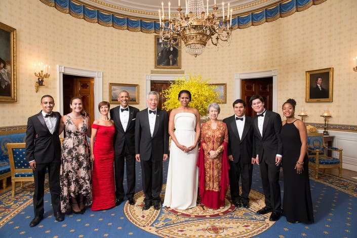 Marblehead Student Performs At White House State Dinner