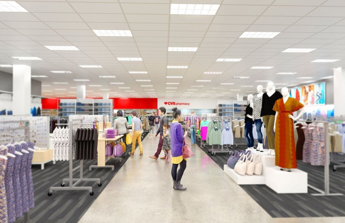 Here S What Target S 10 Million Renovation Of Nicollet