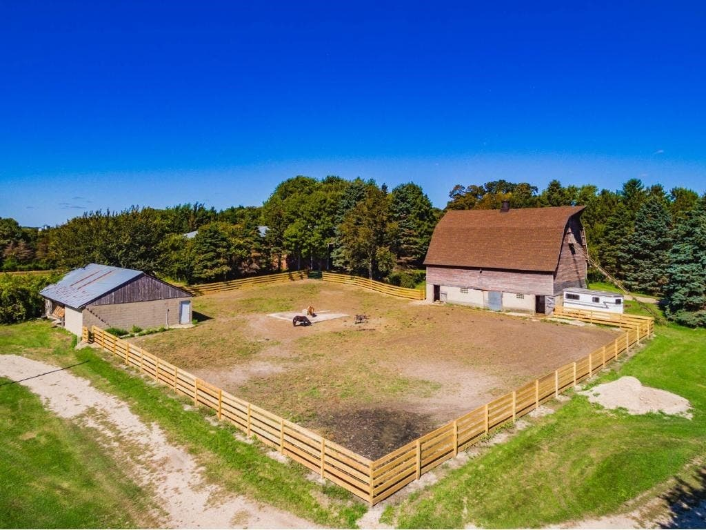 Expansive Northfield Property With Barn, Indoor Riding Arena