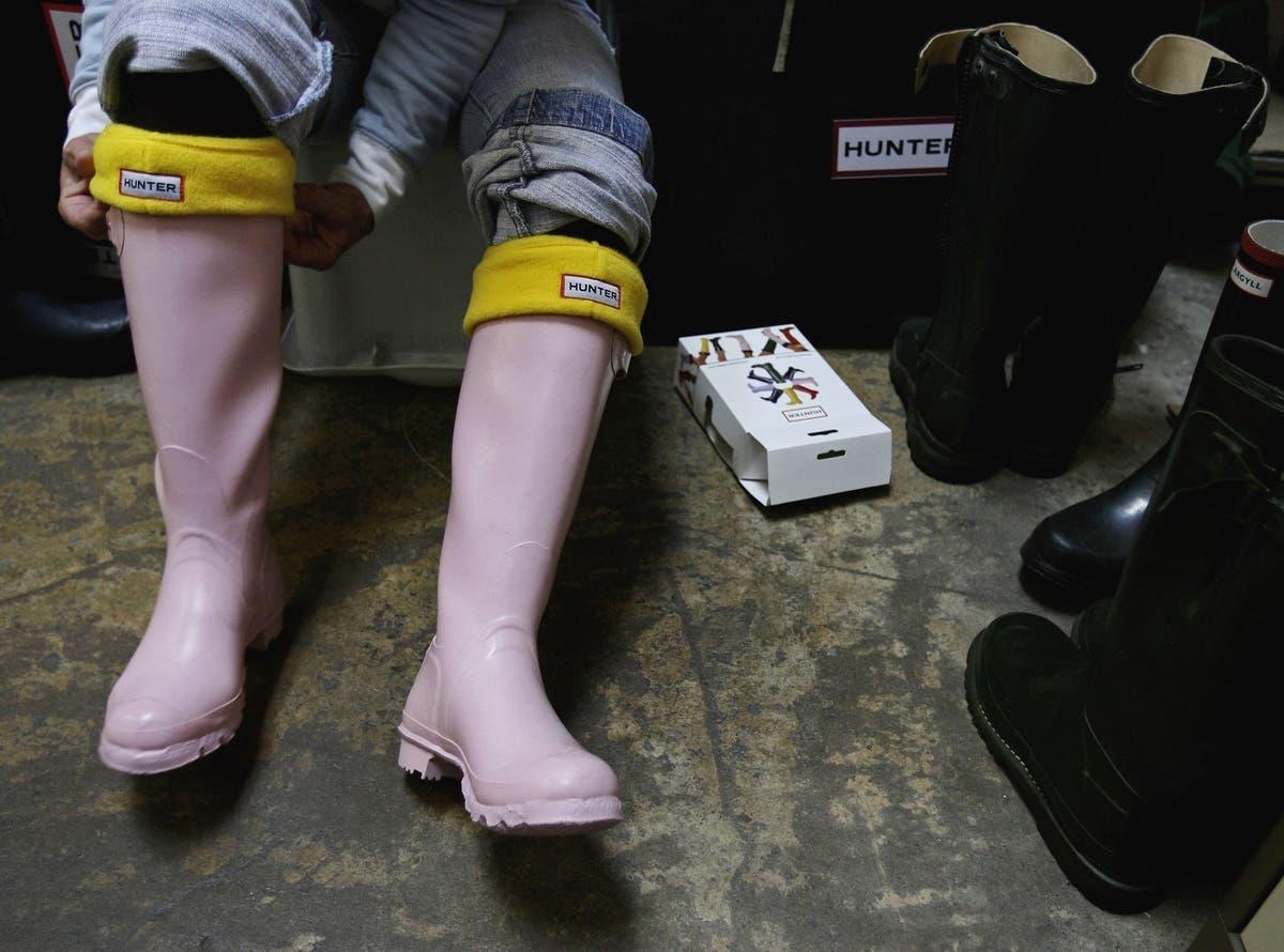 3b2b68c5657 Target Cancels Hunter Tall Boots: 'Didn't Meet Our Standards ...