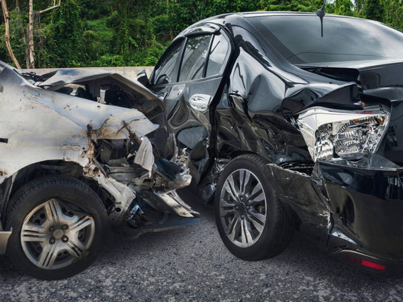 2-Year-Old, 10 Others Involved In 4-Car Crash On Highway 52