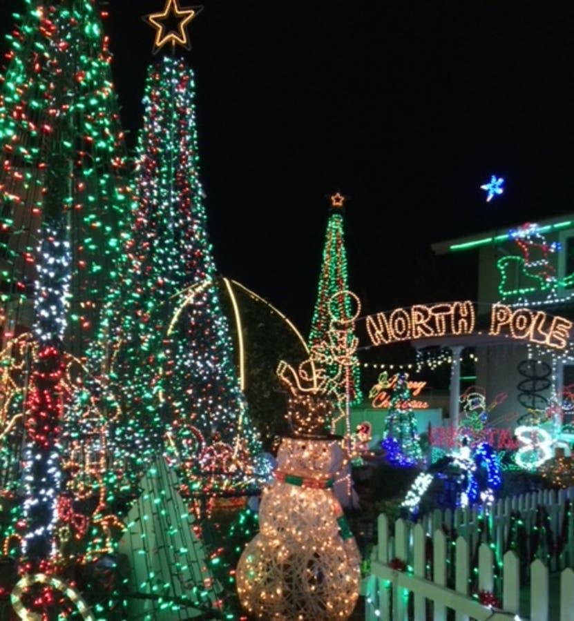 Best Christmas Tree Lights.Best Christmas Light Displays In Apple Valley Apple Valley