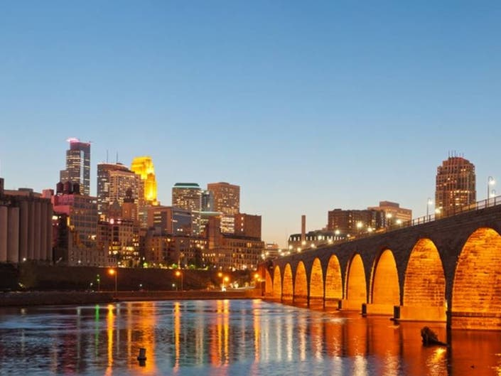 New Map Shows Gentrification In Minneapolis