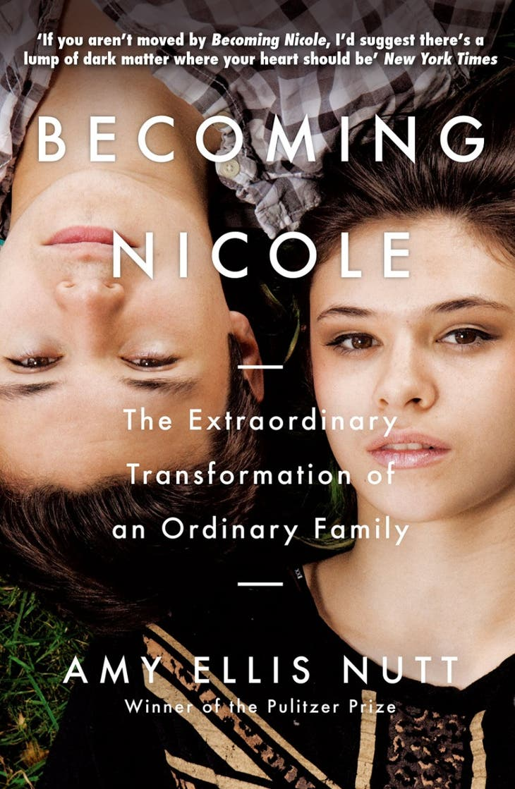 "Author Visit: Amy Ellis Nutt Talks about ""Becoming Nicole"""