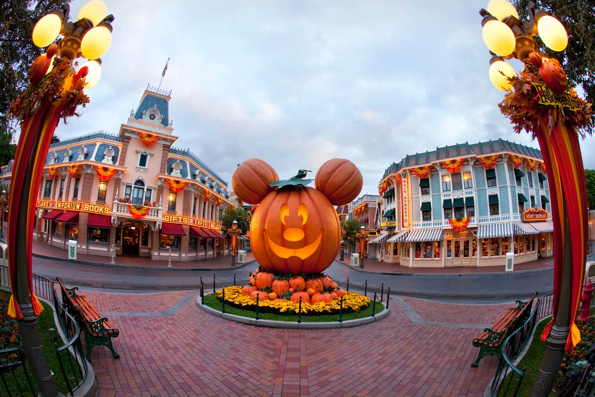 mickey's halloween party opening weekend at disneyland | newport