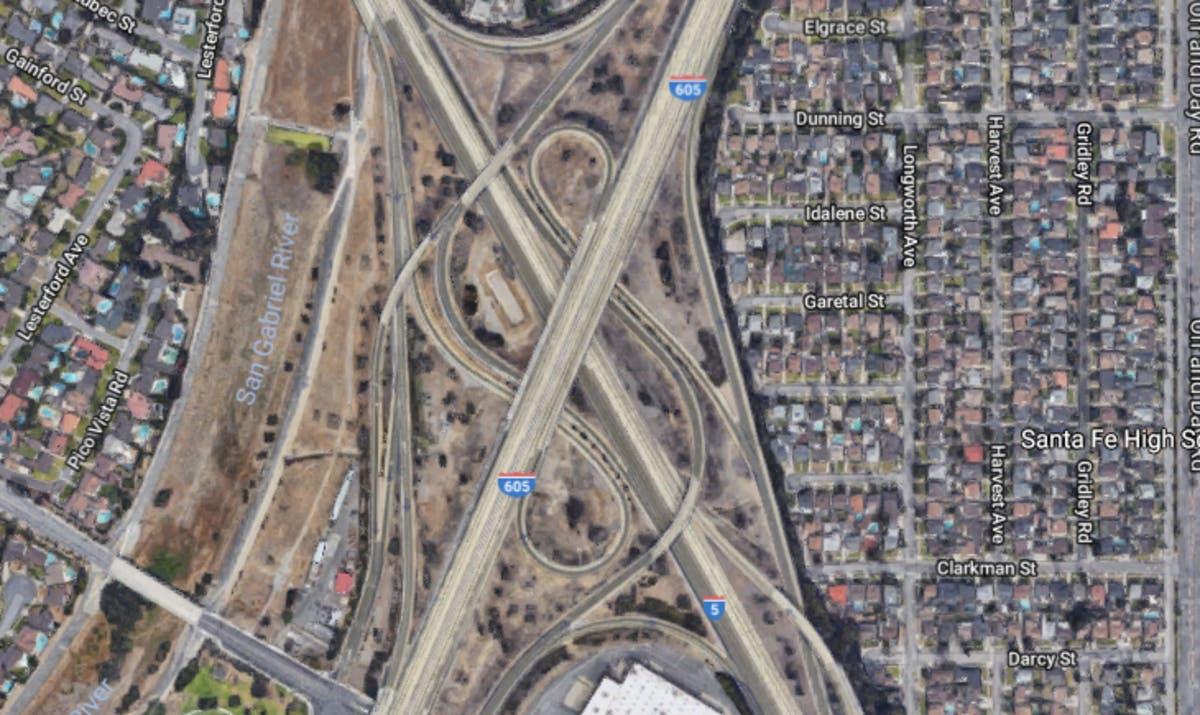 Freeway Closures On 5 Freeway Delay Traffic Overnight In
