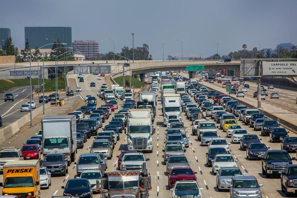 $1 9 Billion 405 Freeway Widening Project Underway | Rancho