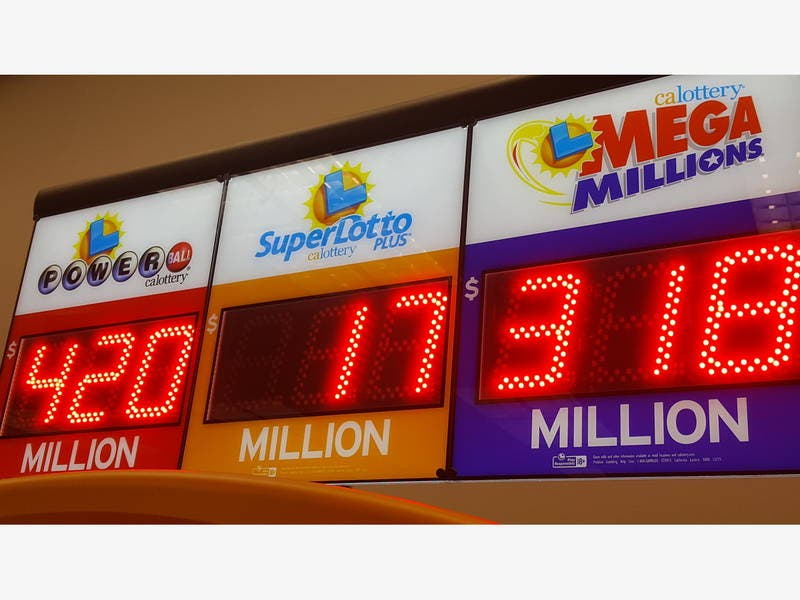 Winning Powerball Numbers For Wednesday March 14: $420M Jackpot