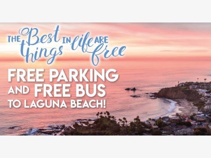 b967fc04021aa Free Parking   Free Bus Rides In Laguna Beach
