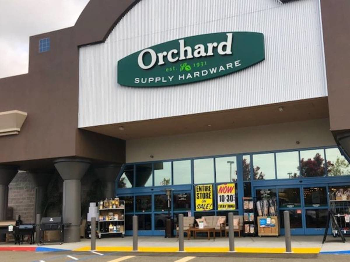 Orchard Supply Hardware Halloween 2020 Orchard Supply Hardware Store Closing Sales In La Verne