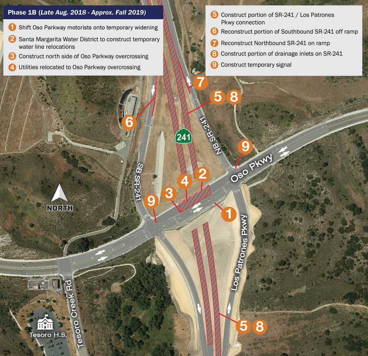 Construction Update: Oso Parkway Bridge Project | Laguna Niguel, CA ...