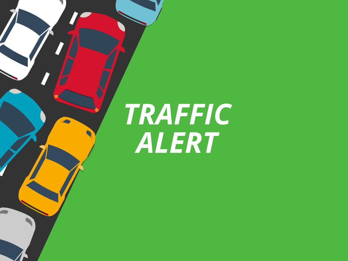 Vehicles Flip On I-5 Near I-405, Prompt Sig-Alert   Lake