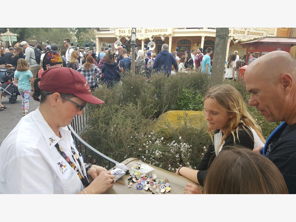 Pin Trading At Disneyland: A Cast Member Perspective   Newport Beach
