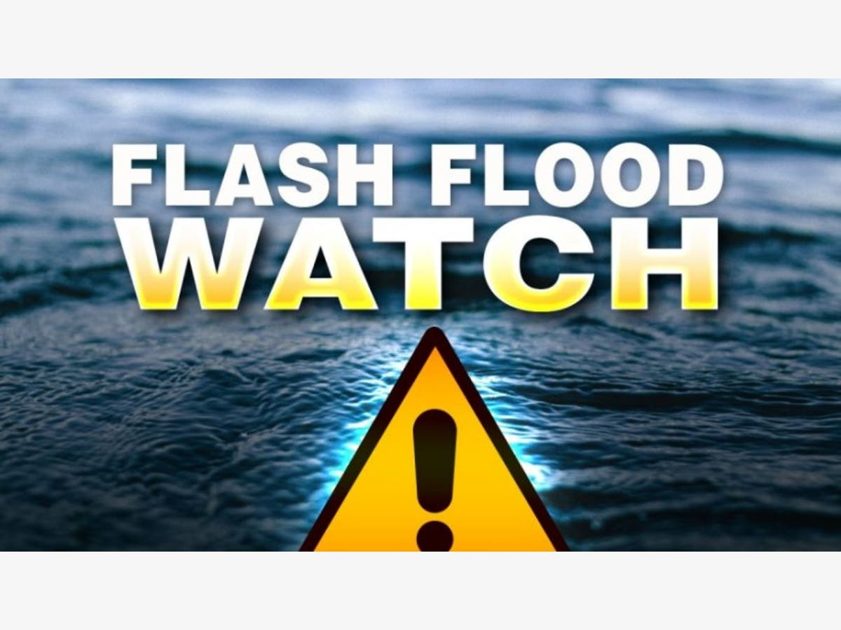 Flash Flood Watch Voluntary Evacuation For Holy Fire Burn
