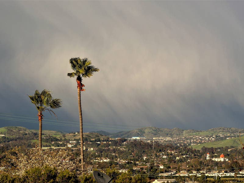 Hail Falls In San Juan Capistrano: Patch Photo Of The Day | San Juan Capistrano, CA Patch