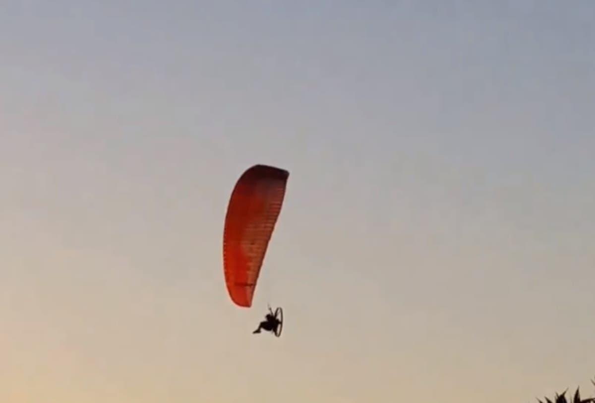 Laguna Hills Man ID'd In Midair Paragliding Accident   Laguna Niguel