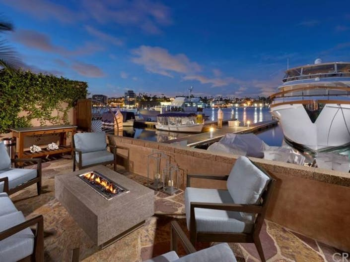 Park Your Boat, And Your Future In This Newport Beach Beauty