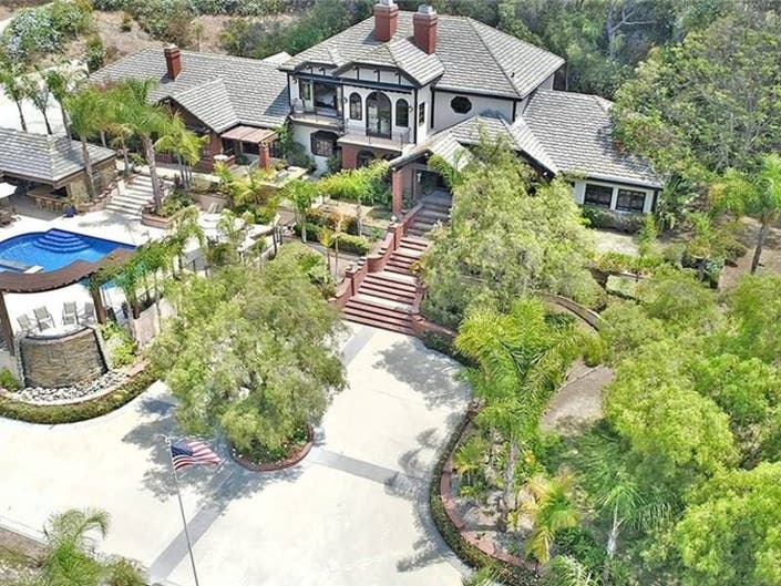 The Home Youll Never Want To Leave In San Juan Capistrano