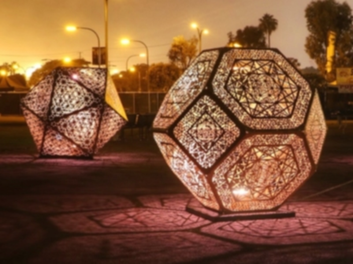 Geometric Art Installation Coming to Laguna Beach