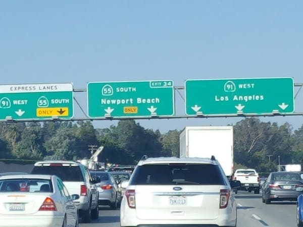 Memorial Day Traffic Expected: Orange County Hits The Road ...