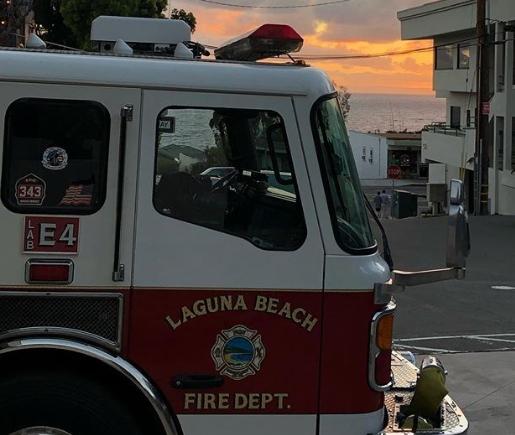 Good Samaritan Swimmer Dies In Laguna Beach