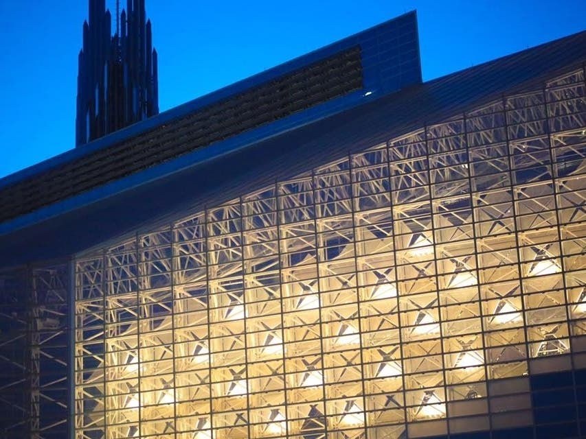 Crystal Cathedral Transformed To Christ Cathedral Catholic Church