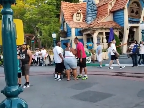 Disneyland Toontown Brawl Ends With Arrests, Charges Filed