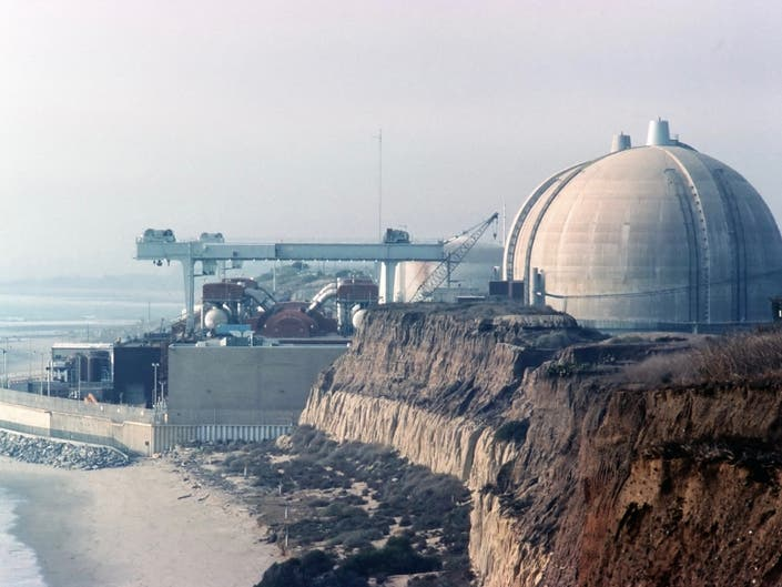 Get San Onofre Nuclear Waste Out Of Earthquake Zone, Bill Urges