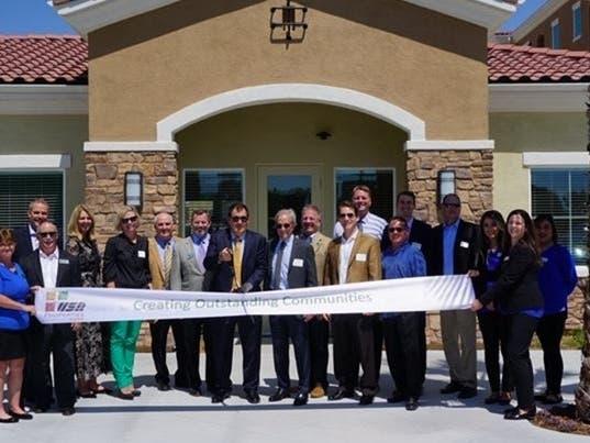 Aliso Viejo Senior Community Opens, Affordable Housing