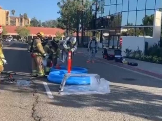 Laguna Hills Doctors Office Evacuated After Workers Sickened