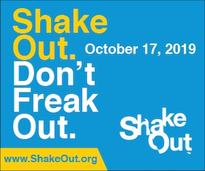 Great Shakeout Earthquake Drill Comes To Los Angeles
