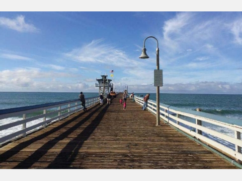 San Clemente Beach Pier Reopens Gov