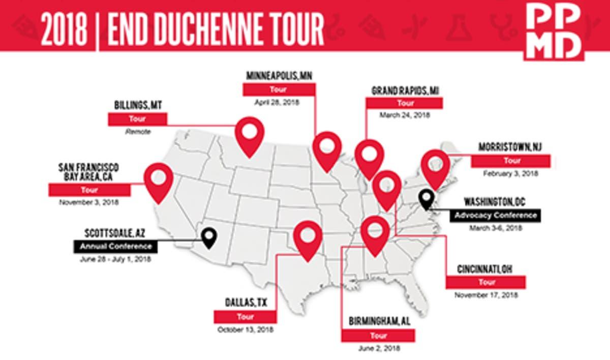 Goryeb Children's Hospital Kickoff Location for '18 Duchenne