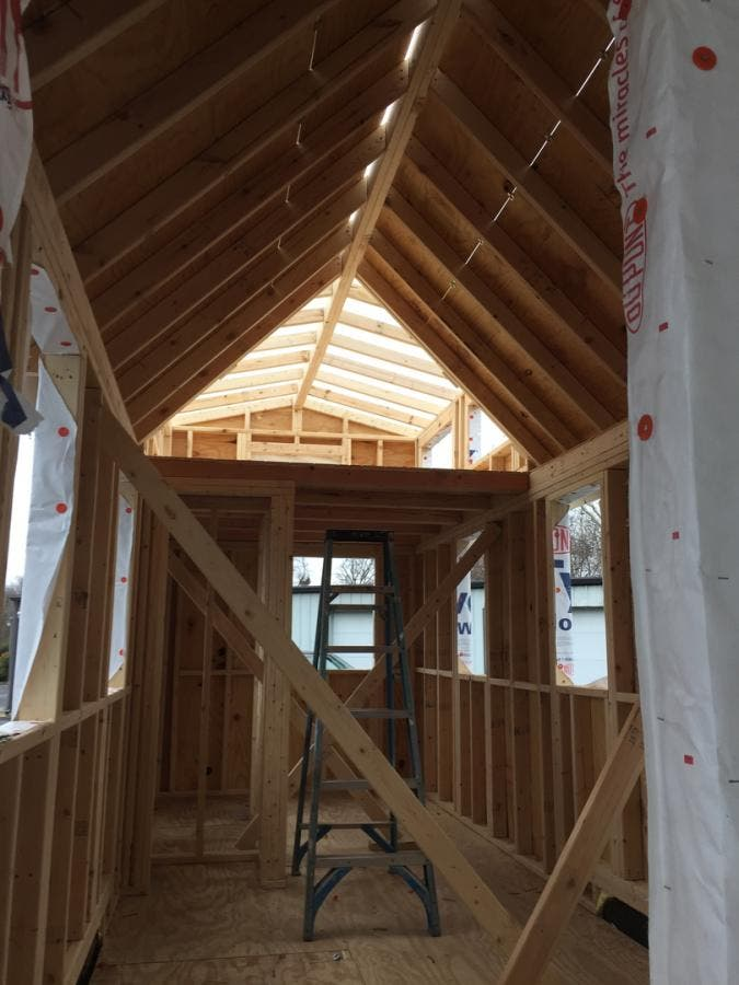Awesome Tiny House Building Company Gets Big Footprint In Home Interior And Landscaping Ologienasavecom