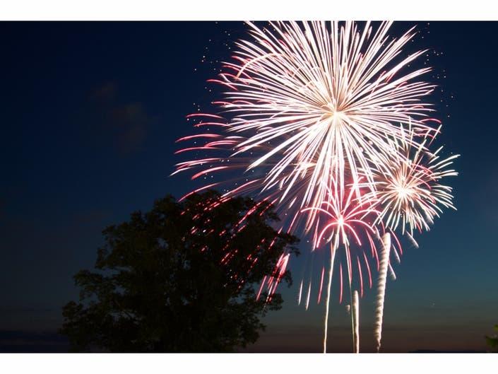 Ashburn Fourth Of July 2017 Fireworks Weather Forecast