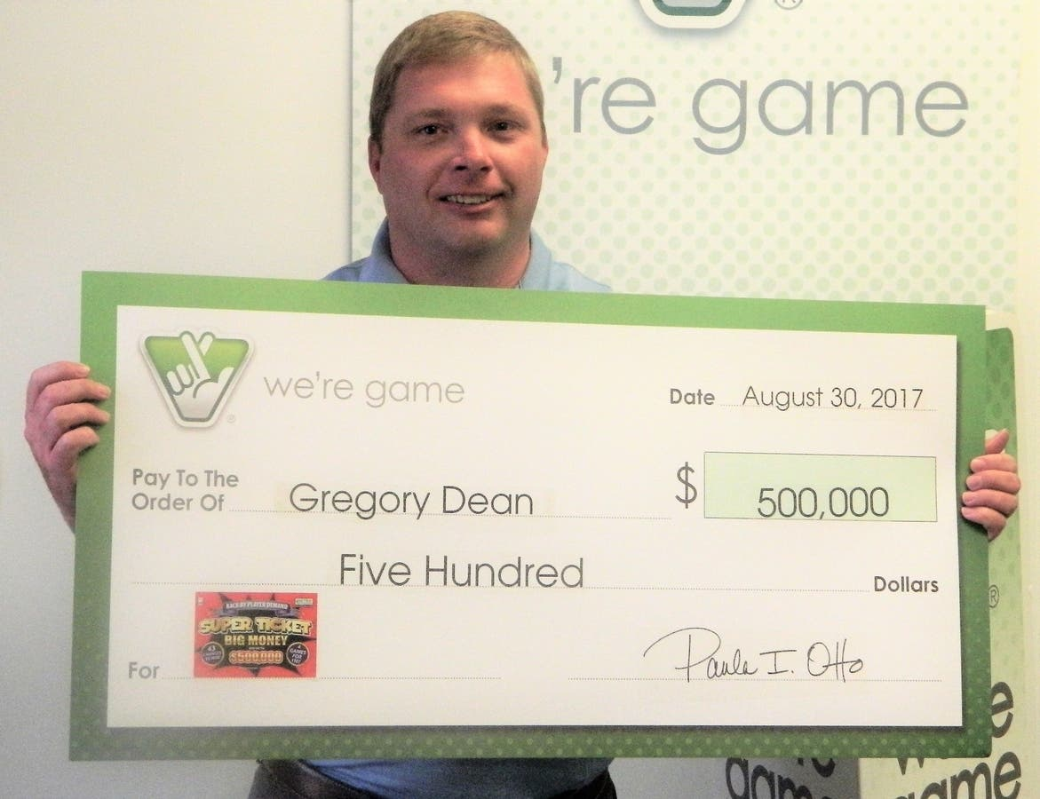 Virginia Lottery Winner: Ashland Man Nets $500K