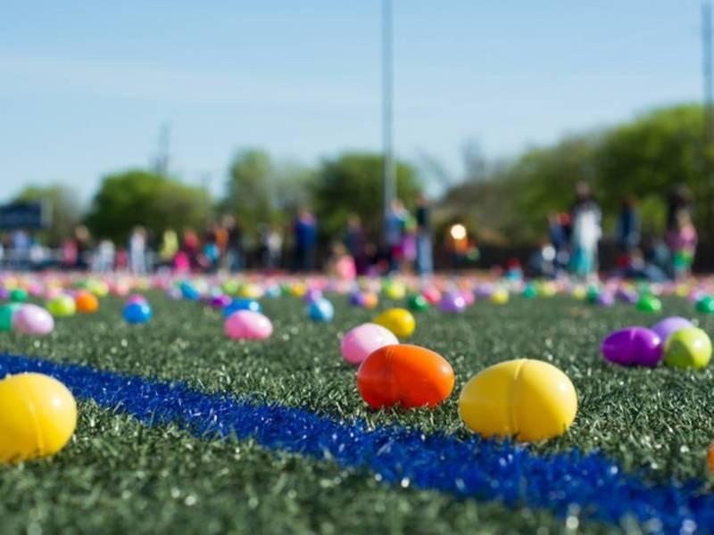 27th Annual Ida Lee Park Easter Egg Hunt Is Nigh   Leesburg
