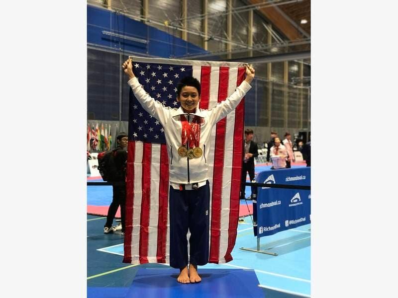 Apex Tigers Taekwondo Student Selected to USA National Team