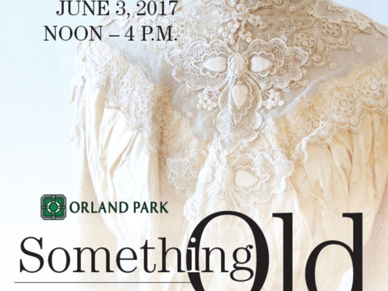 Something Old Wedding Exhibit To Debut At The Orland Park History Museum On Saay