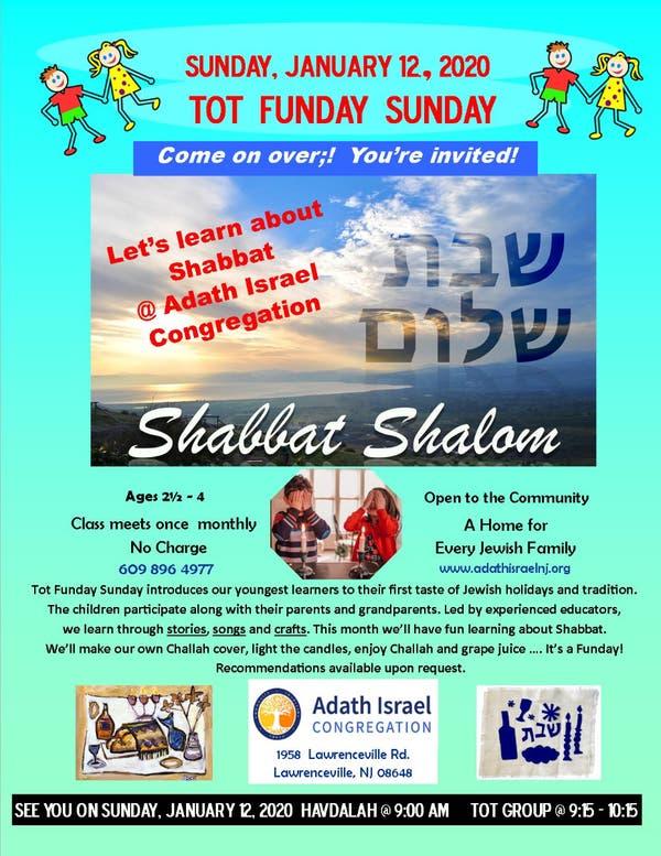 jan  tot funday sunday lawrenceville nj patch Add 2020 Jewish Holidays To Outlook Calendar