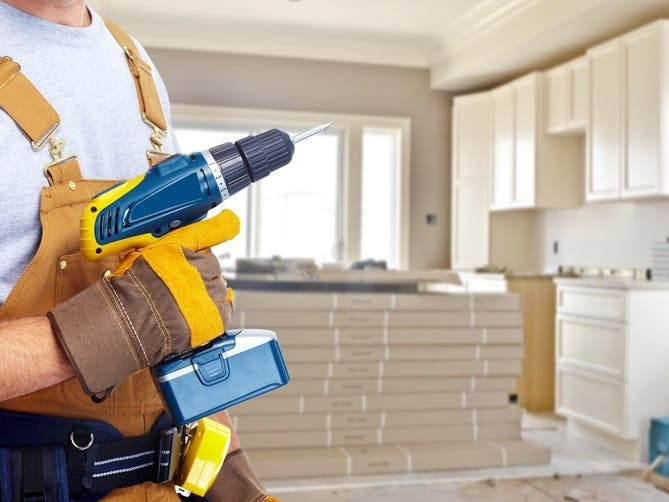 Take the time to get your home ready before your contractor arrives.