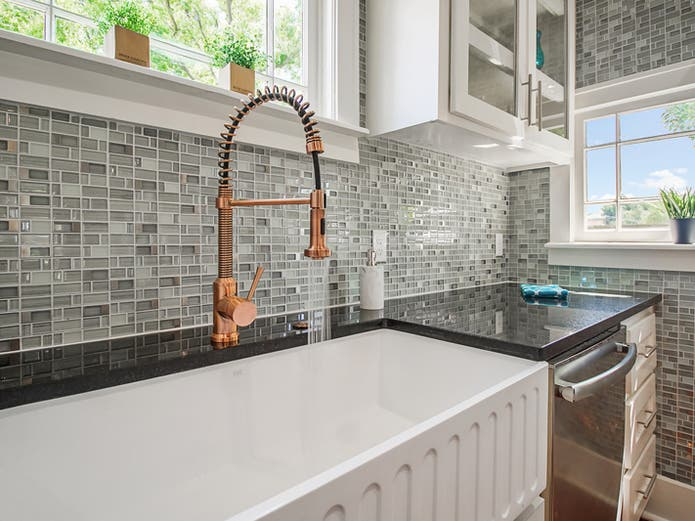 Budget friendly kitchen additions can make your kitchen more fun to cook in.