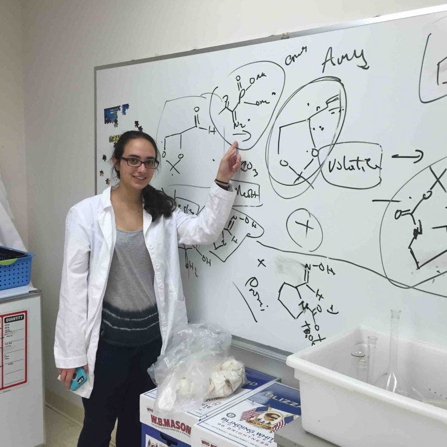 Lynbrook Students Spend the Summer in the Lab | Malverne, NY