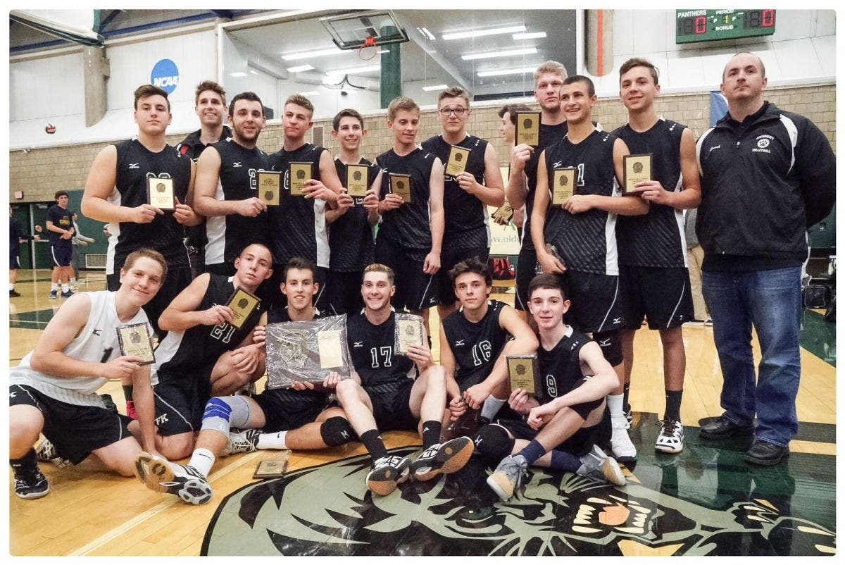 Kennedy Boys Volleyball Earns Back To Back County Titles