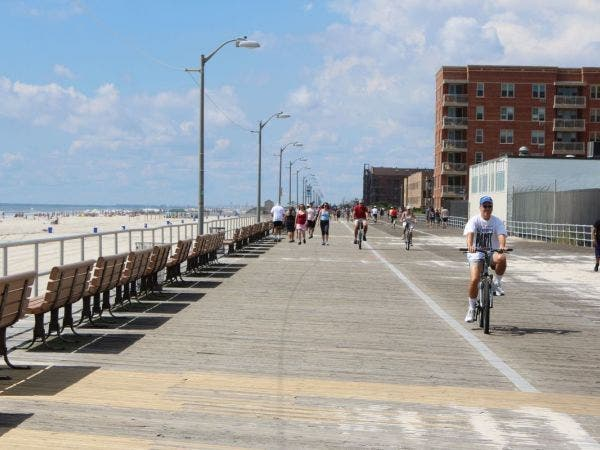 Long Beach Boardwalk To Stay Dry